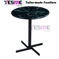 Hot Selling Modern Hotel Side Small Oval Simple End Table Indoor Outdoor Furniture