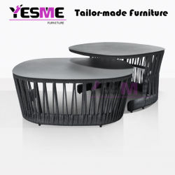 Fashion Outdoor Patio Rope Coffee Table