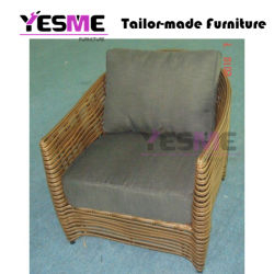 Garden Outdoor Home Livingroom Resort Hotel Leisure Modern Rattan Chair /Chairs /Furniture