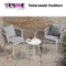Outdoor Furniture Modern Garden Outdoor Home Livingroom Resort Hotel Leisure Rattan Chair and Table