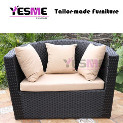 Modren Outdoor Furniture Hotel Garden Beach Rattan Furniture Sofa